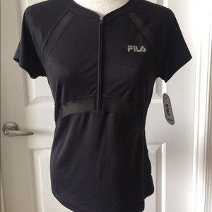 FILA Sport wicking running shirt